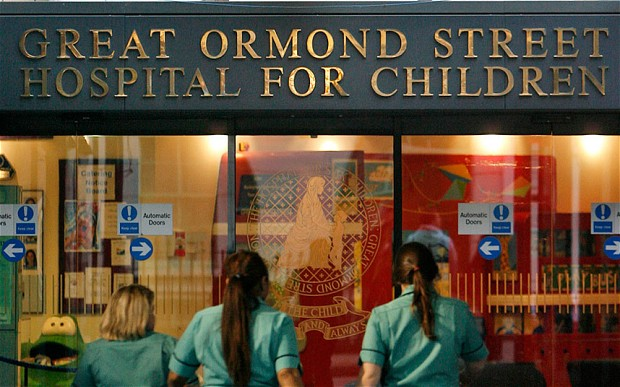 The 2010 Great Ormond Street Hospital Insurance Claim in UK