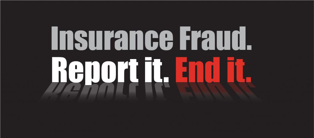 Here's how victims can report insurance fraud fast