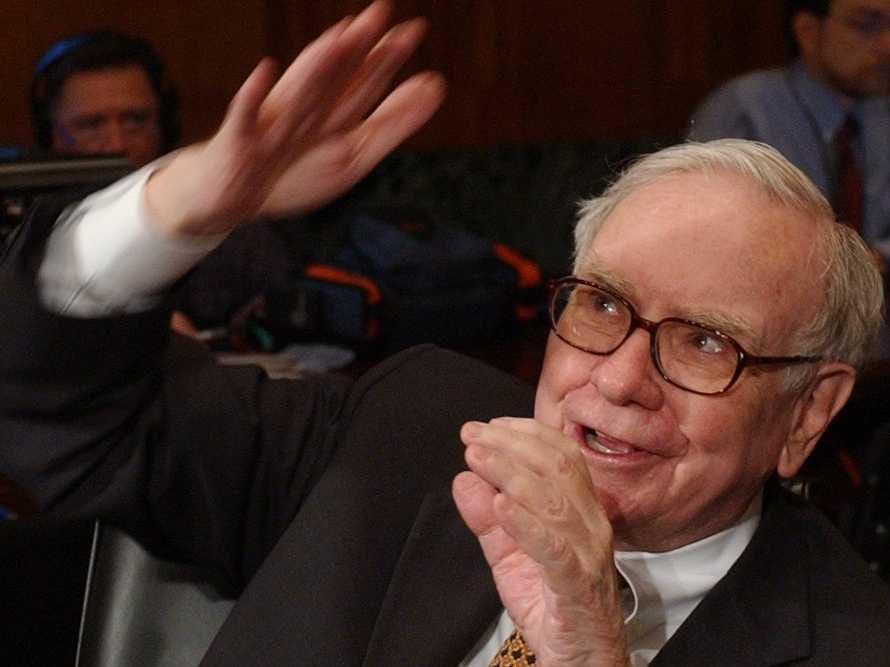 Berkshire Hathaway Q3 report